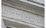 Photo taken on April 29, 2020 shows the U.S. Federal Reserve building in Washington D.C., the United States. The U.S. Federal Reserve on Wednesday kept its benchmark interest rate unchanged at the record-low level of near zero, as the COVID-19 fallout continues to ripple through the country. (Xinhua/Liu Jie)
