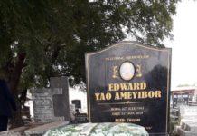 Edward Yao Ameyibor