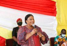 First Lady Mrs Rebecca Akufo Addo