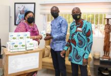First Lady Supports Ghana Library Authority