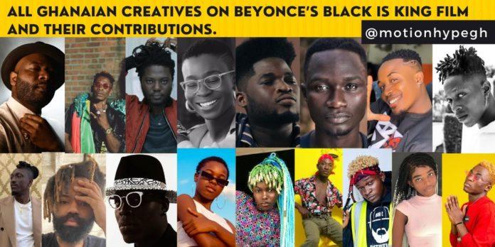 Ghanaian Creatives