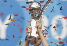 FIFA U-20 Women's World Cup trophy