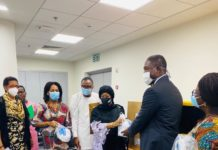 Health Covid Donation