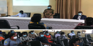 Health Officers Training