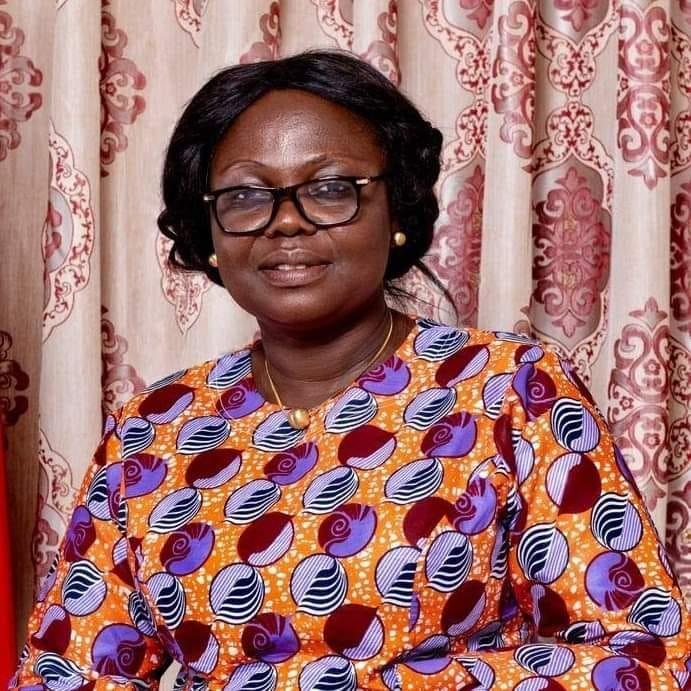 Madam Justina Owusu Banahene