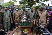 Malian Soldiers