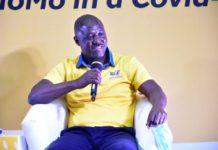 Mr Eli Hini General Manger Mobile Money Ltd
