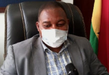 Mr Elijah Adansi Bonah Municipal Chief Executive