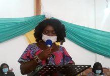 Mrs Esther Jones Safo