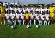 Black Princesses (Women's U20)