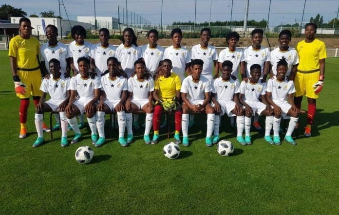 Black Princesses (Women's U20)