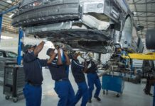 Volkswagen opens vehicle assembly