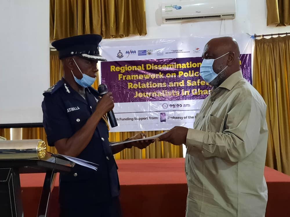 Don't seize equipment of journalists – Prof Karikari