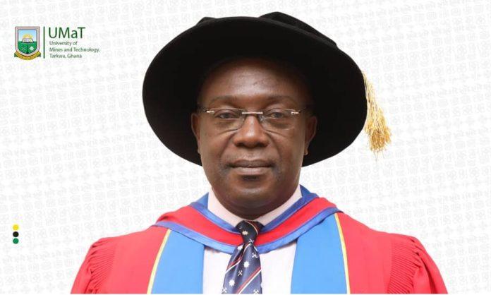 Professor Amankwah