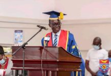 Professor Johnson Nyarko Boampong