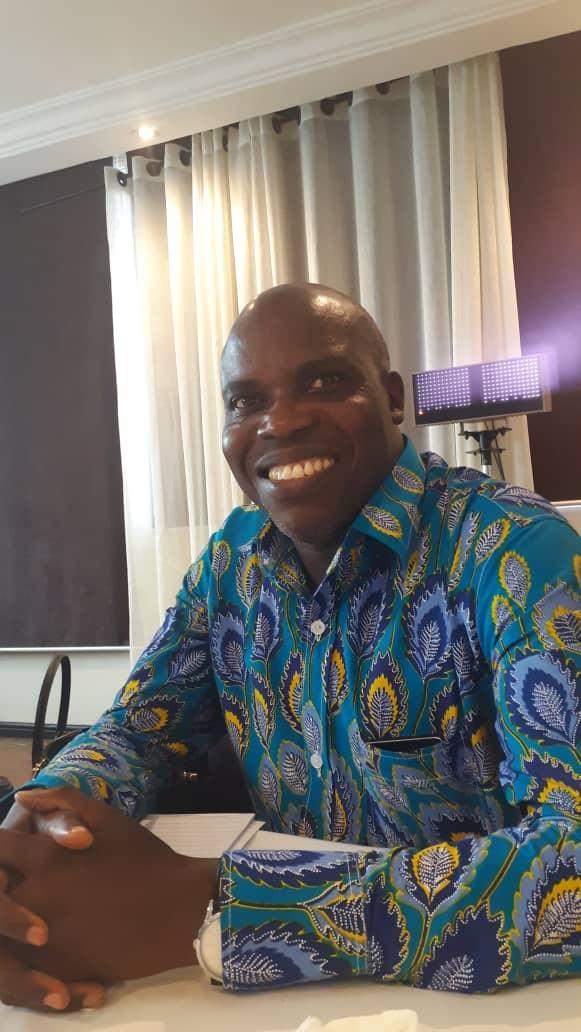 Professor Joseph Kofi Teye