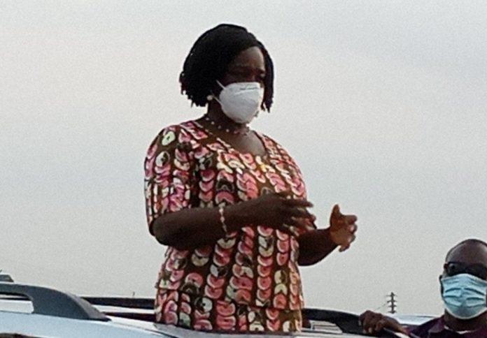 Professor Naana Jane Opoku Agyemang