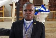 Rev Dr Lt Col Divine Agbeko Rtd