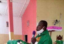 Reverend Father Ebenezer Dekuku