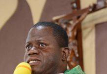Reverend Father Ernest Dugah