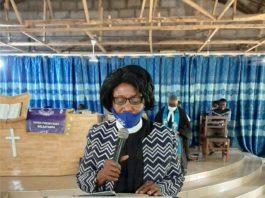 Reverend Gladys Lariba Mahama