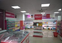 Spar In Accra Offering Choice