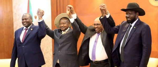Sudanese Peace Deal With Armed Groups