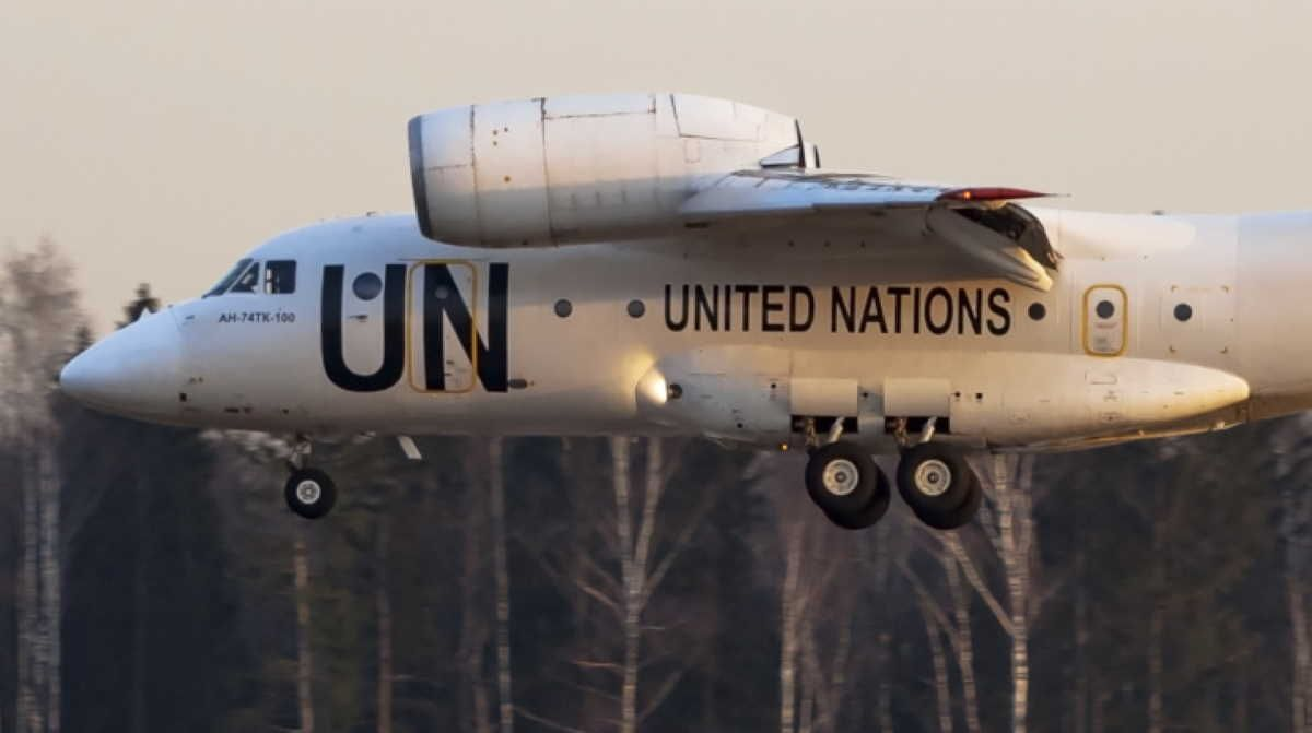 11 people injured in hard landing of UN plane in Mali