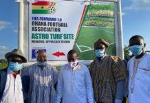 Ghana FA secures land