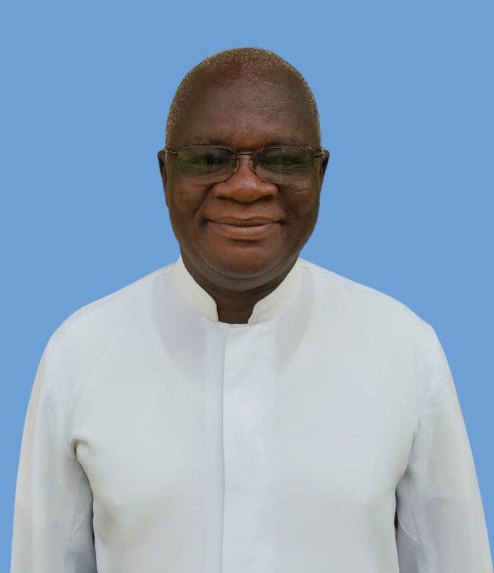 Very Reverend Fr John Baptiste Attakruh