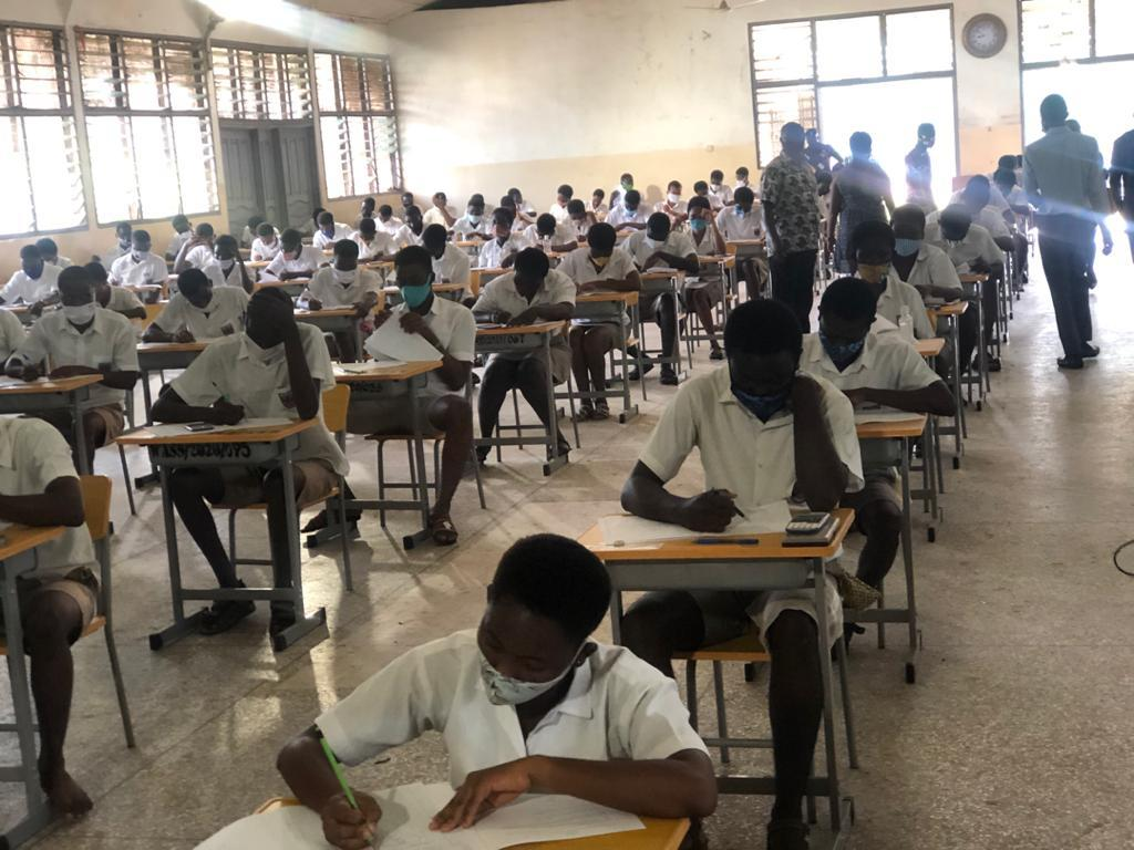 Greater Accra Regional Minister cautions WASSCE students against malpractices