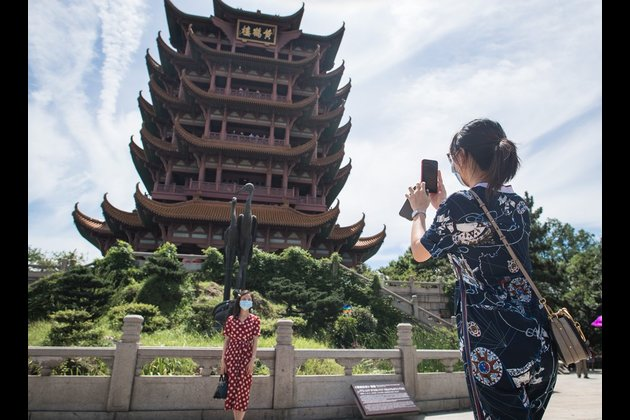 Yellow Crane Tower China