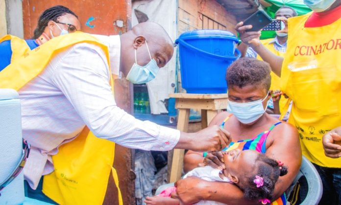 Ama Mce Visits Communities To Assess Polio Vaccination