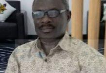 Dr John Osei Bobie Boahen