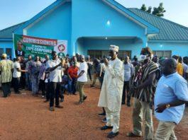 Health Facility Inauguration