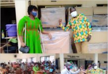 Hohoe Pwds Receive Support From Assembly