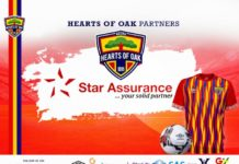 Hearts of Oak sign partnership