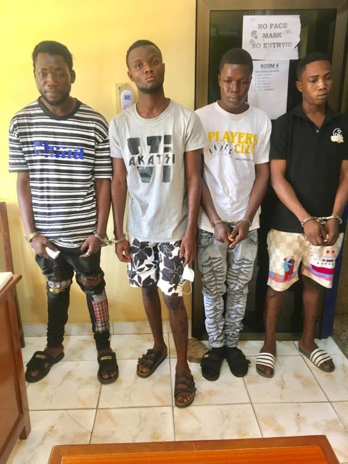 Lotto Fraudsters