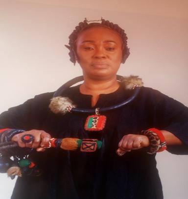 Madam Diana Afua Asantewaa