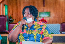 Matilda Banfro Ag Greater Accra Director For Gender