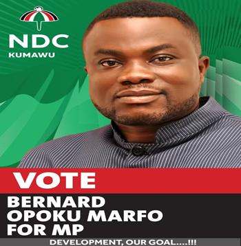 Mr Bernard Opoku Marfo