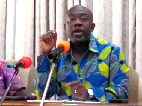 Mr Kojo Oppong Nkrumah