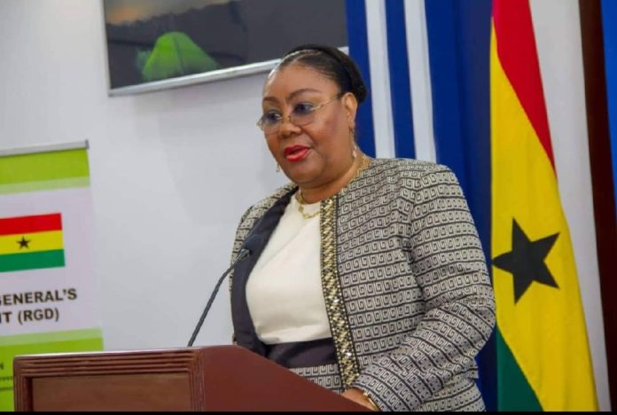 Mrs Jemima Oware