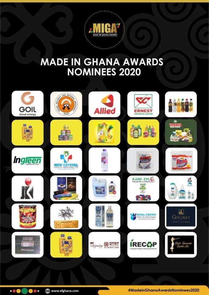 Neco Indegenous Awards