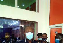 Police Capacity Building Workshop