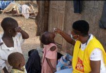 Polio Vaccination