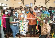 President Commissions Fourth Medical Drone Centre
