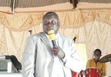 Reverend Joseph Abaalimisi