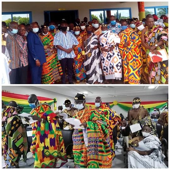 Social Chiefs Bawumia