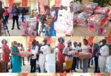 Staff Of Vodafone Ghana Show Love To Newborns On Birthday